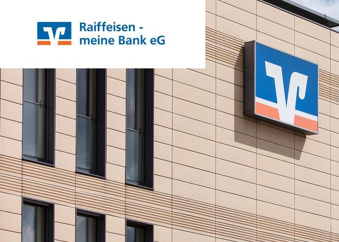 Raiffeisen - meine Bank eG