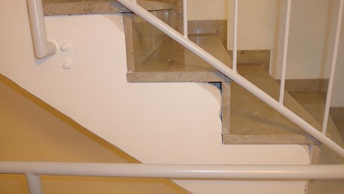 Fassaden- und Treppensanierung