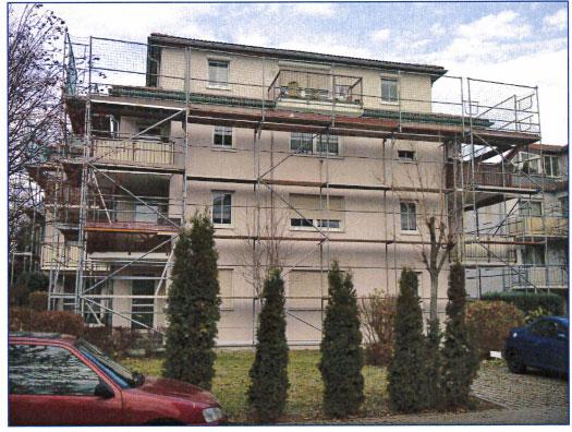 Dachsanierung mit Dämmung und Einabu einer Dachrinnenheizung, Baukosten ca:120.000,00 Euro