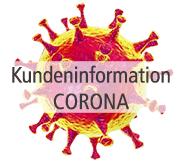 Kundeninfo-Corona