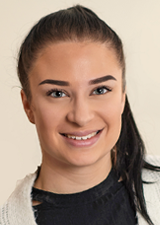 Franziska Heyne, Auszubildende zur Immobilienkauffrau der Immobilienverwaltung GmbH