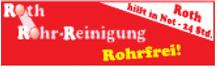 Firma Roth-Rohrreinigung